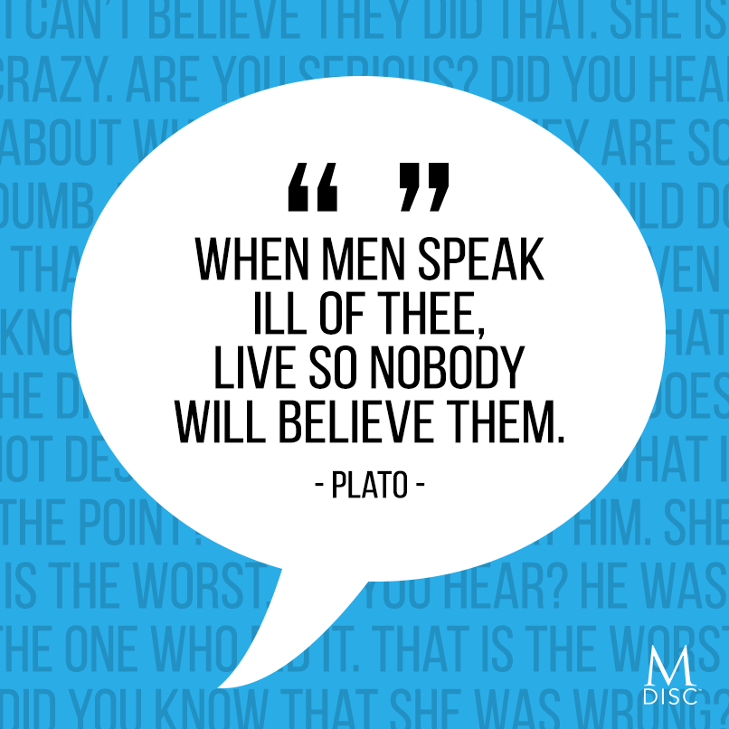 When men speak ill of thee, live so nobody will believe them. - Plato  #inspirational #quotes #goodlife