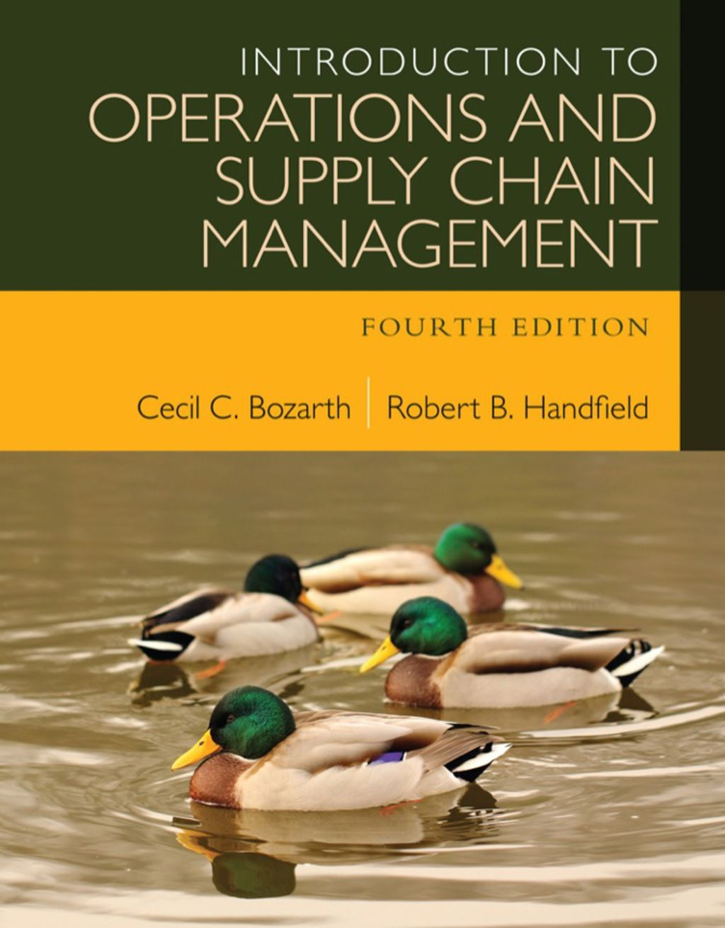 Operations And Supply Chain Management Ebook
