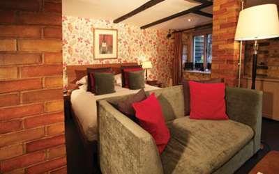 Boutique Hotel Rooms In Cambridge Du Vin Bistro