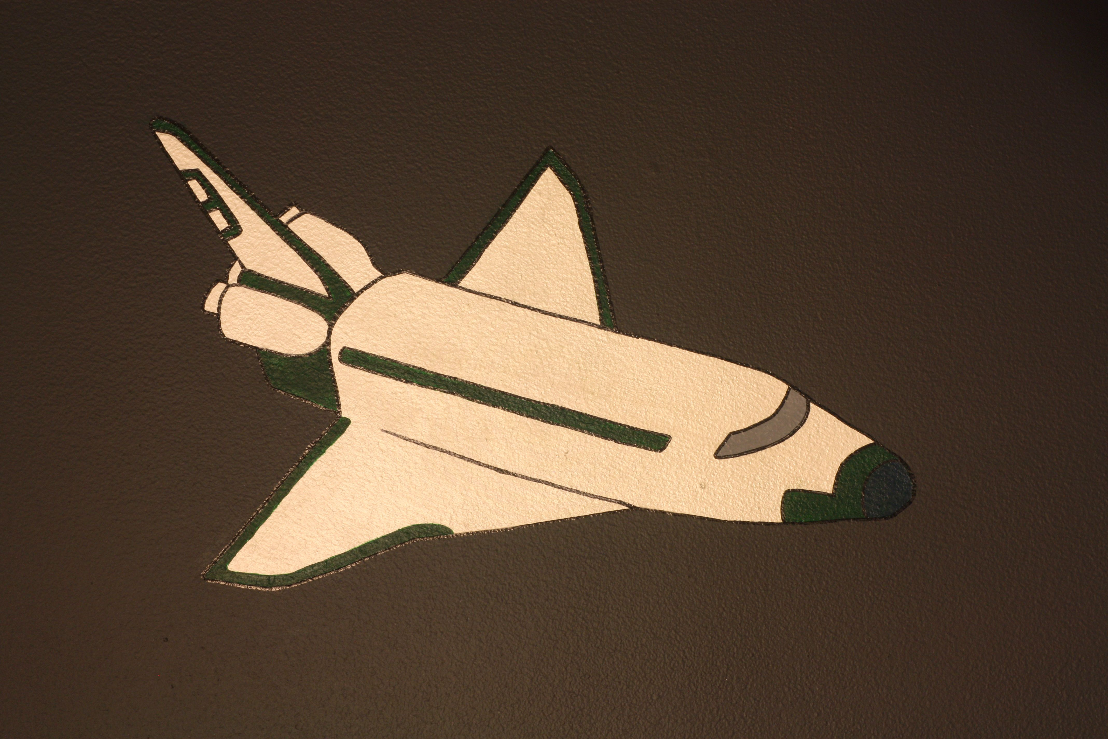 Spaceship | Room Decoration | Pinterest | Outer space theme and ...