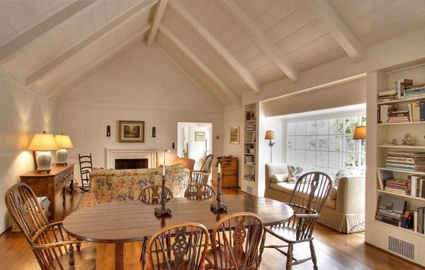 The Coziest English Cottage in California | Living Rooms | Cottage ...