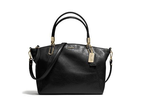 COACH Madison Leather Small Kelsey