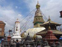 Swambhunath Temple http://www.nepalmotherhousetreks.com/manslu-trekking-with-nar-phu-valley.html