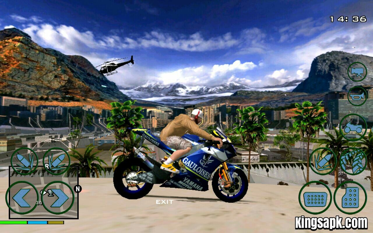 Mod GTA SA LITE HD for Android! Link download: gmaistore com #Cheat