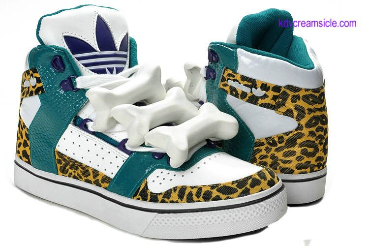 e8d9eaa8338 Adidas Bones Leopard BY Jeremy Scott Cheap Fashion