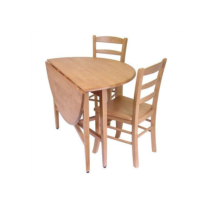 Winsome Basics 3 Piece Dining Set & Reviews | Wayfair | Decorating ...