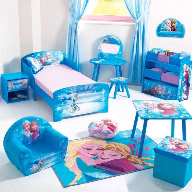 Tips Membuat Dekorasi Kamar Frozen Untuk Anak Tercinta | Desain Interior  Kamar Tidur, Perabot Kamar Tidur, Interior Kamar Tidur