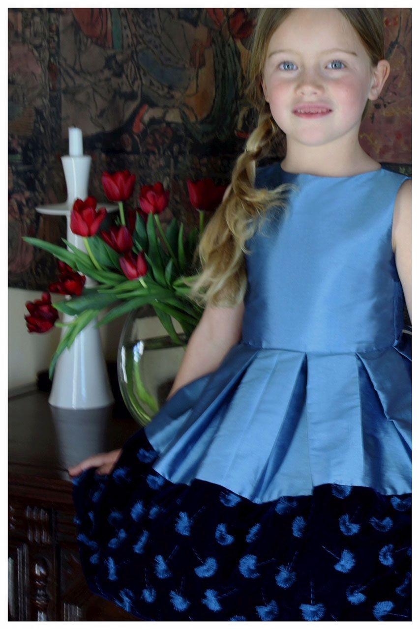 Pin by Isabel Garreton on Sewing-Kids' Style | Dresses ...