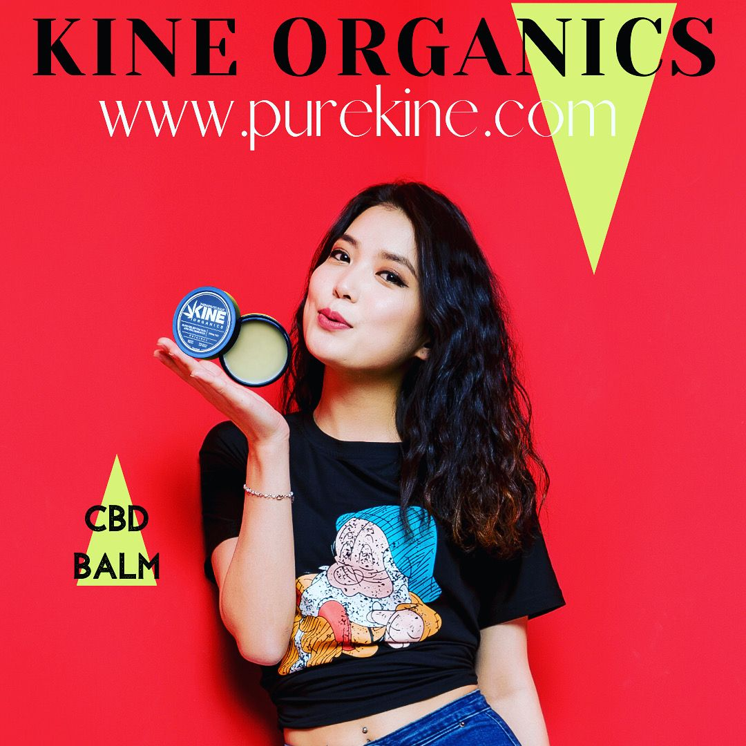 ‪Get your #summer #essentials #cbdbalm @kine_organics www.purekine.com #organic #CBD #allnatural #quality #sale #selfcare #wellness #healing #beach #athlete #sport #muscle #california #loveyourself #cbdheals #cbdforpain #movement #naturalmedicine #purekine #kineorganics ‬