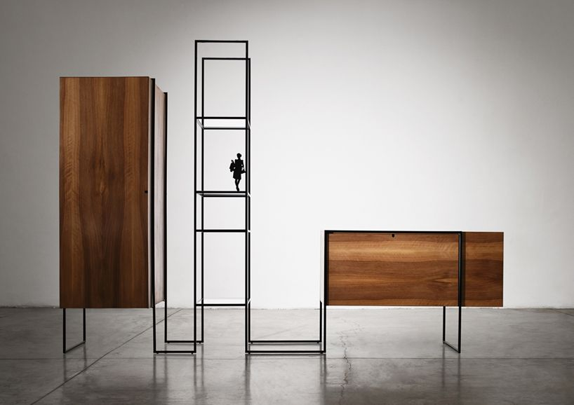 Genial Metropolis Is A Minimalist Design Created By Italy Based Designer James Moor.  Metropolis, The New Collection Of Furniture For Post Design Memphis, ...