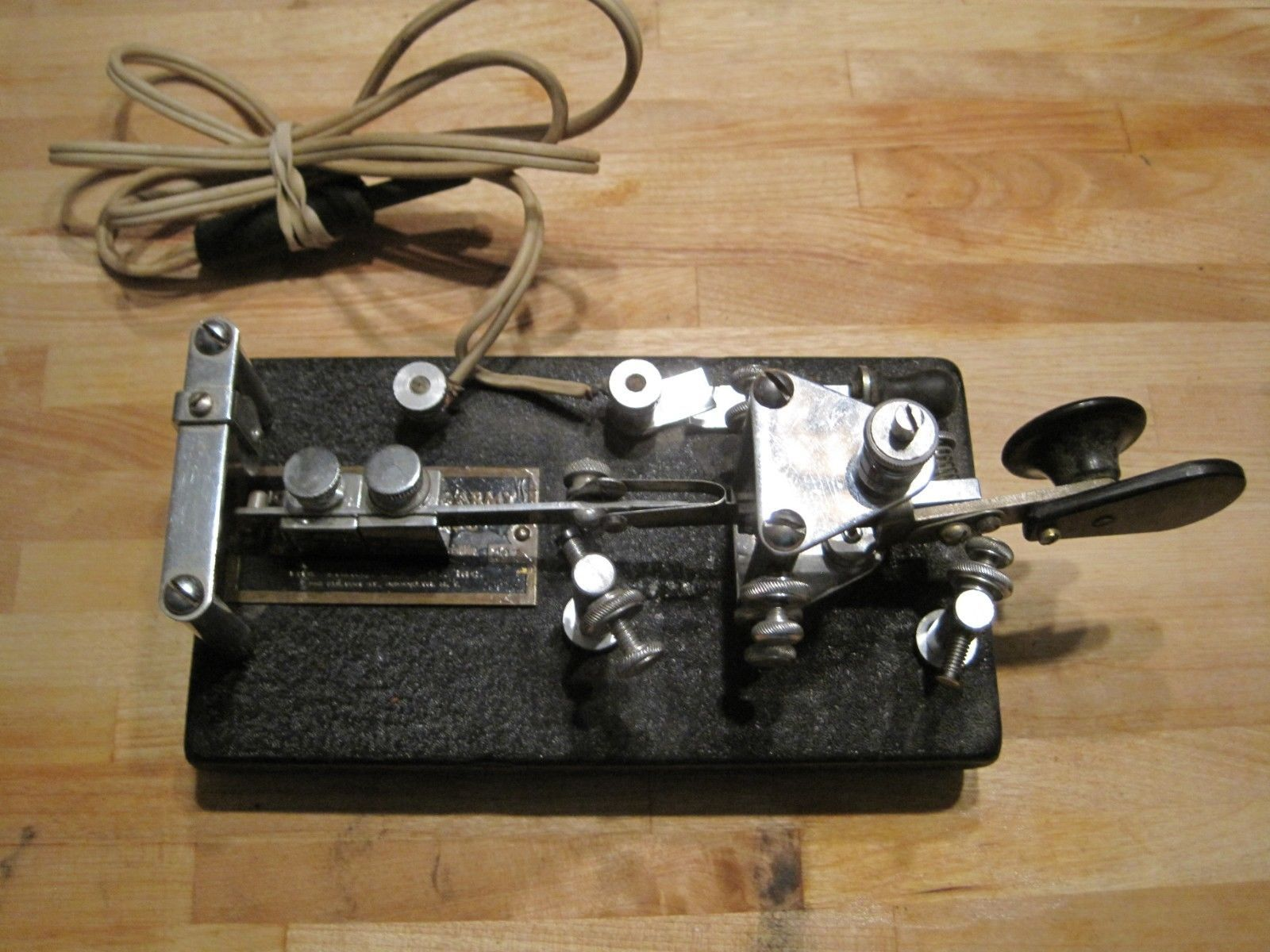 dating vibroplex bugs
