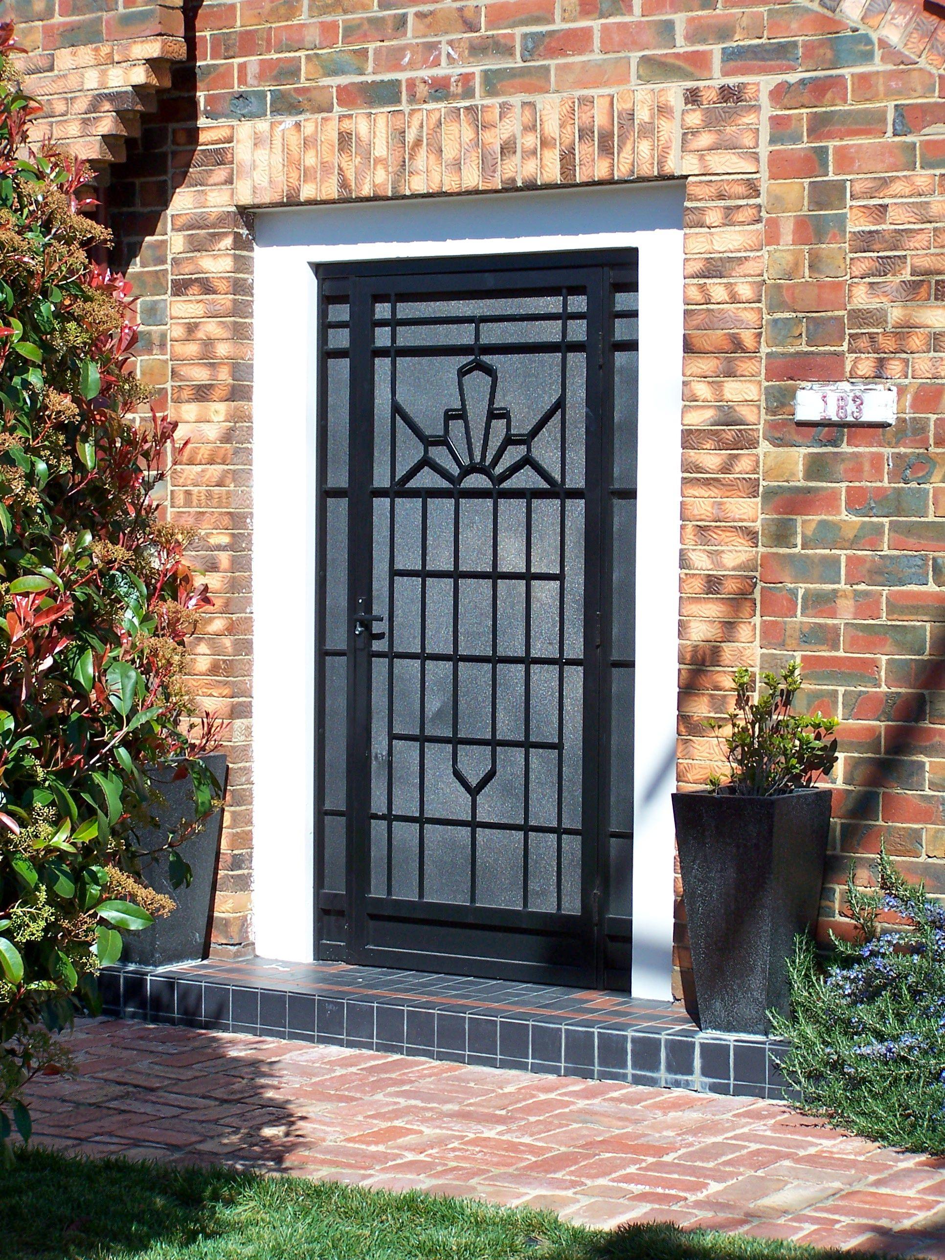 Art Deco Period Style - The Superior Door Company   Art ...