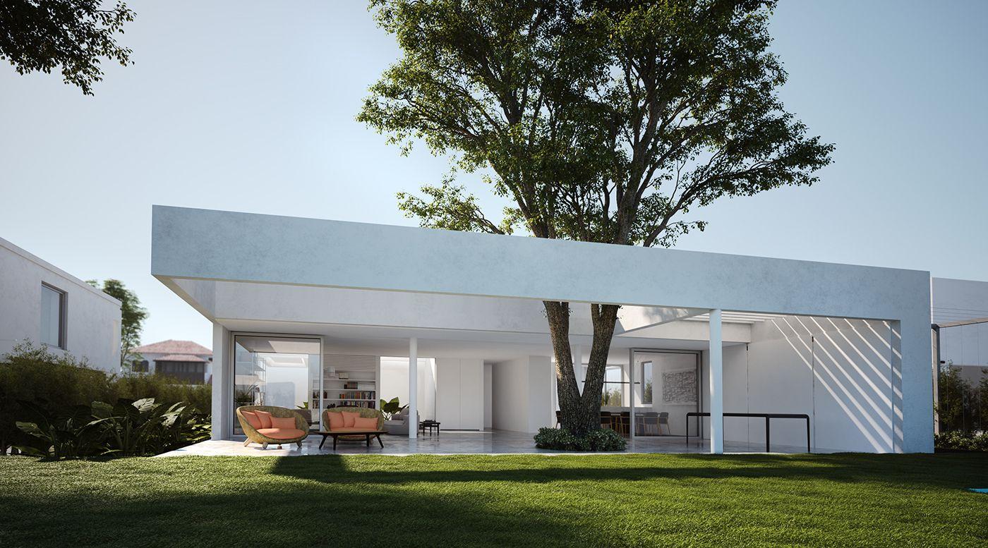 Casa 10- MOA architects on Behance   houses   Pinterest ...