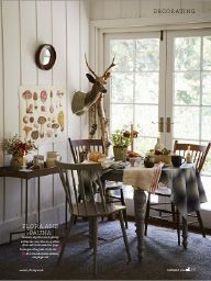 """I saw this in """"Country Living"""" in Country Living January 2015."""