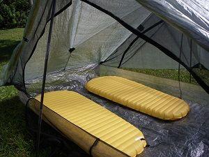 ZPacks.com Ultralight Backpacking Gear - Hexamid Duplex Cuben Fiber Tent