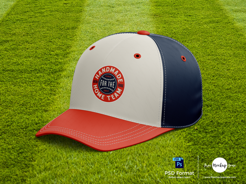 Download Free Baseball Cap Mockup Mockup Baseball Cap Free Mockup