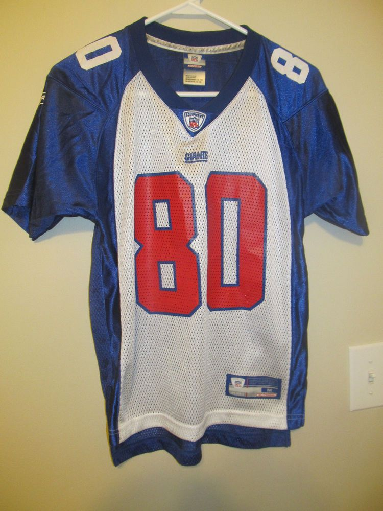 Jeremy Shockey - New York Giants jersey - Reebok Youth Medium  Reebok   NewYorkGiants 0f64fcf2a