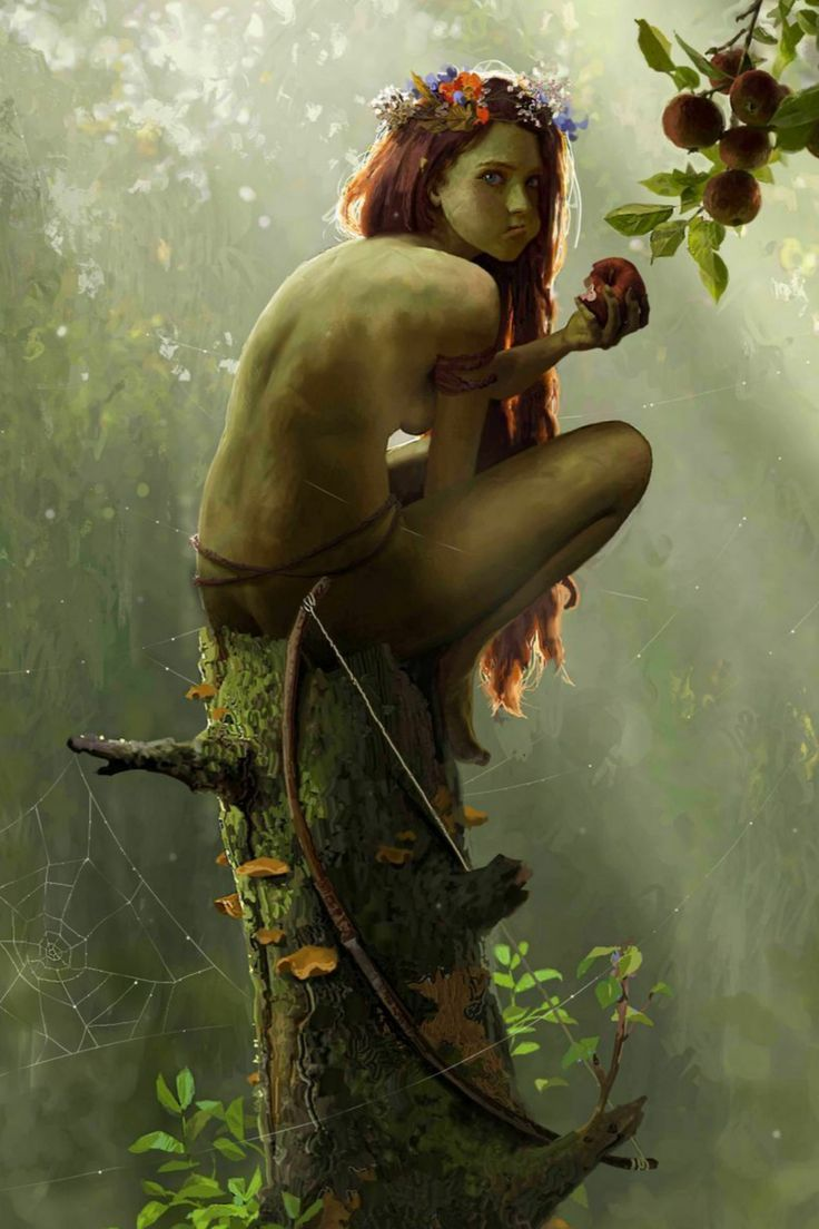 Young Dryad poster by GWENT Official Brand Shop thumbnail