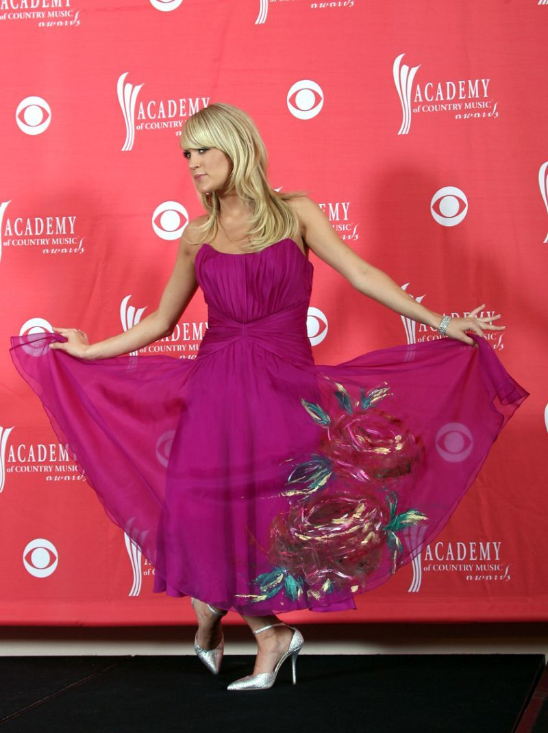 Carrie Underwood\'s Style Through The Years, In Photos | Pinterest