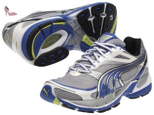 35160e88d1d1 Puma - Men Complete Spectana - Couleur  Gris - Pointure  40.5 - Chaussures  puma