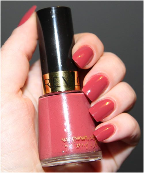10 Best Revlon Nail Polish Swatches - 2019 Update (With ...