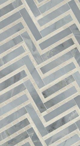 Zig Zag Pattern Modern Kitchen Tiles Tiles Modern Tiles