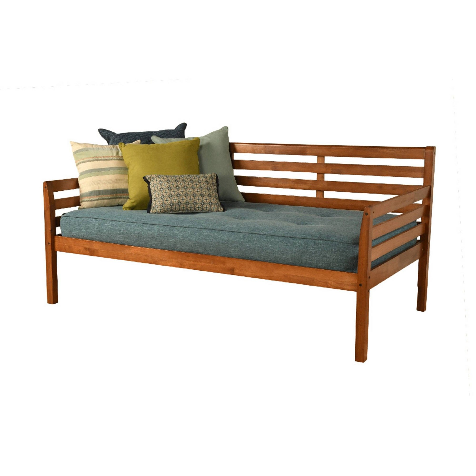 Yorkville Daybed Includes Mattress Aqua Dual Comfort