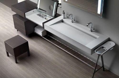 Dedecker S Versatile 01 Modern Dressing Table Sink Stand