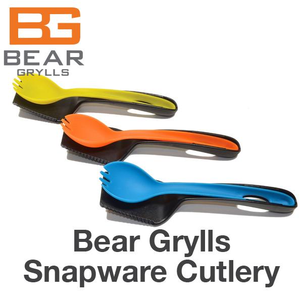 #BearGrylls #SnapwareCutlery