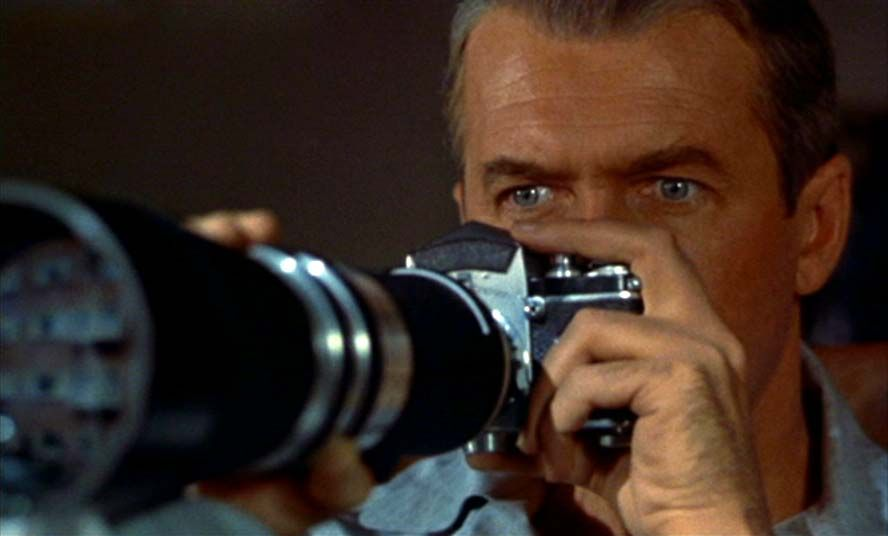 Rear Window, Alfred Hitchcock (1954)
