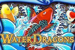 Take a virtual trip to Japan when you play Water Dragons Slot Machine! Play it for free! http://www.vegasslotsonline.com/igt/water-dragons/