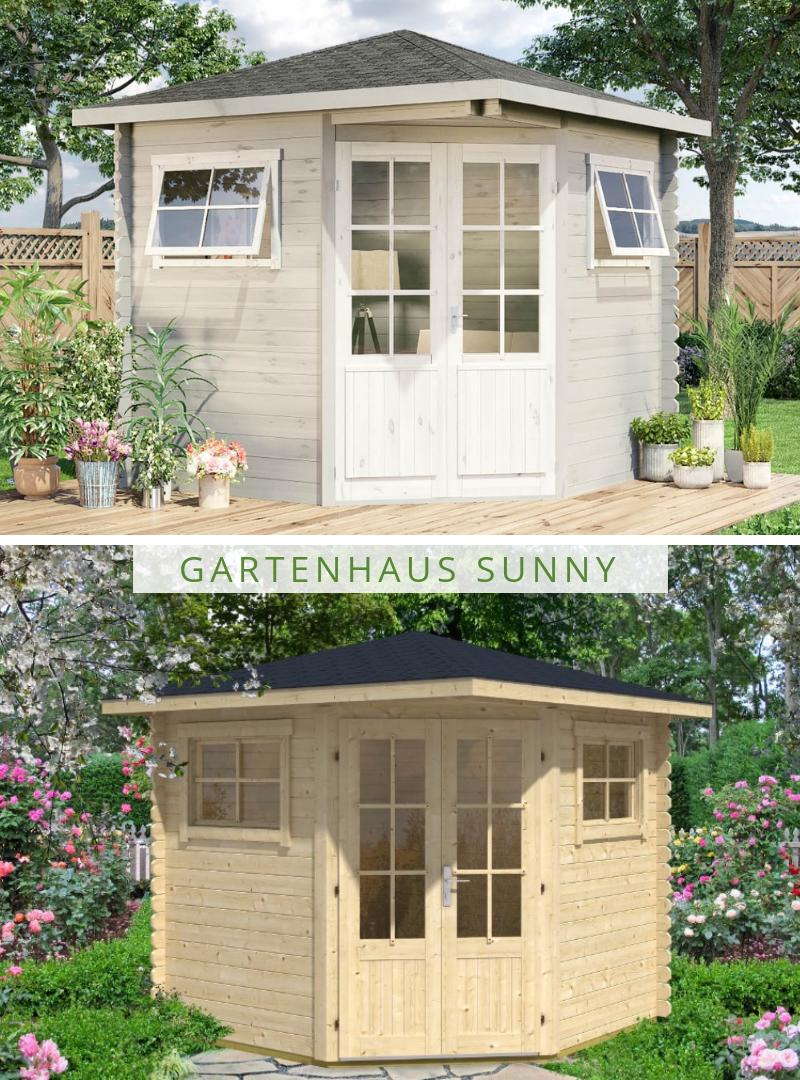 5 Eck Gartenhaus Modell Sunny B 5 Eck Gartenhaus Modell Sunny B 5 Eck Gartenhaus Gartenhaus Modern Gartenhaus