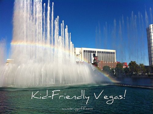 Family-Friendly Activities in Las Vegas
