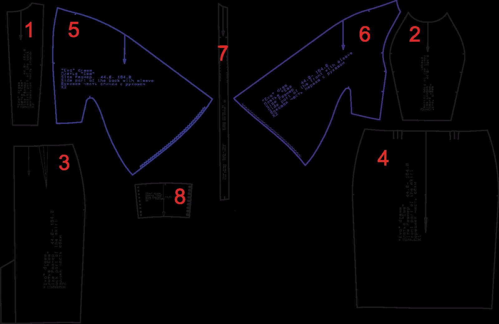 Как сшить блузку пятиминутку фото 759