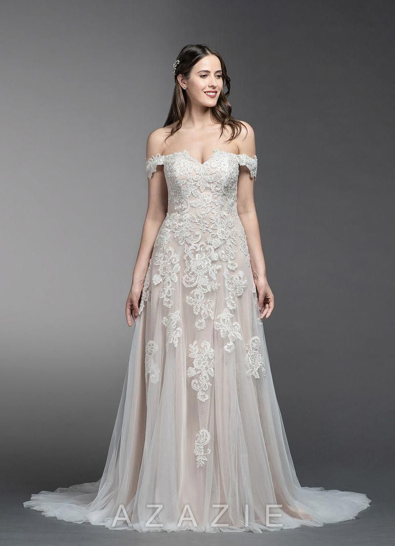Azazie Adeline Bg Beautiful Wedding Gowns Wedding Gowns With Sleeves Dresses [ 1107 x 800 Pixel ]