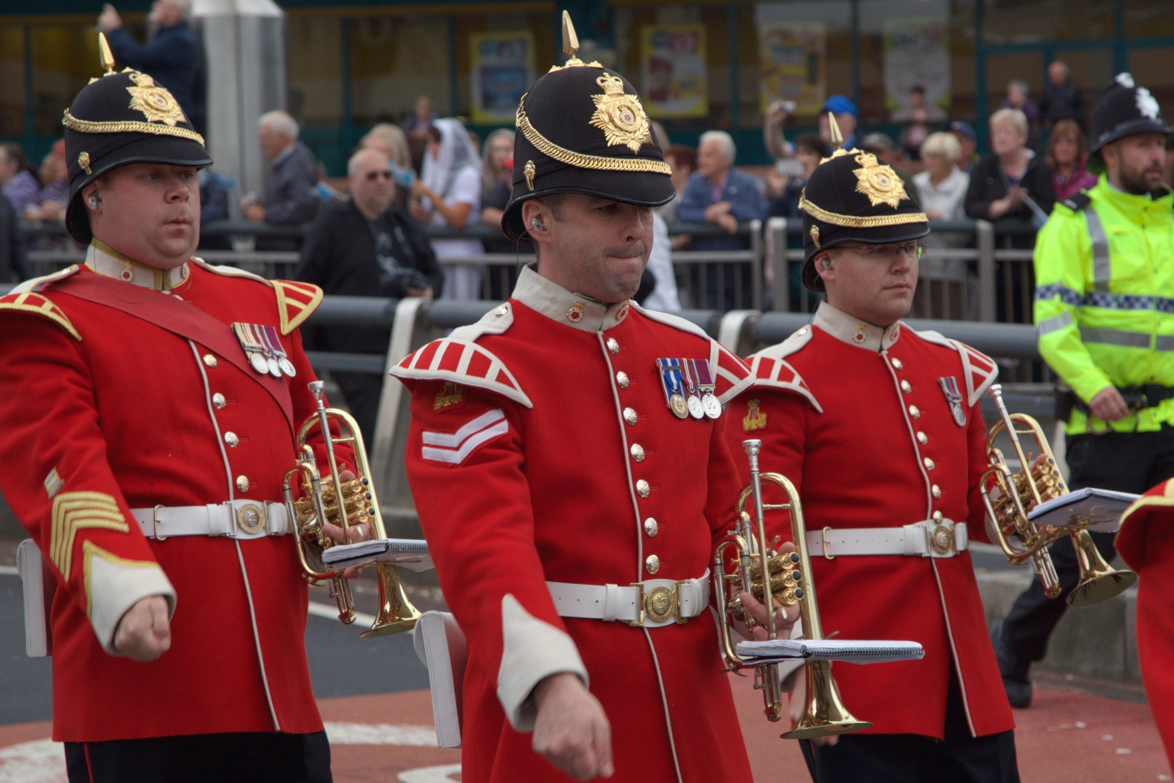 Band of the Kings Division in 2020 Liverpool 2017