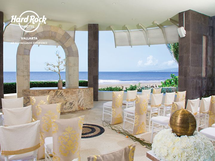 Weddings: Hard Rock All Inclusive Outlet - For more information: HardRock@wrighttravelagency.com