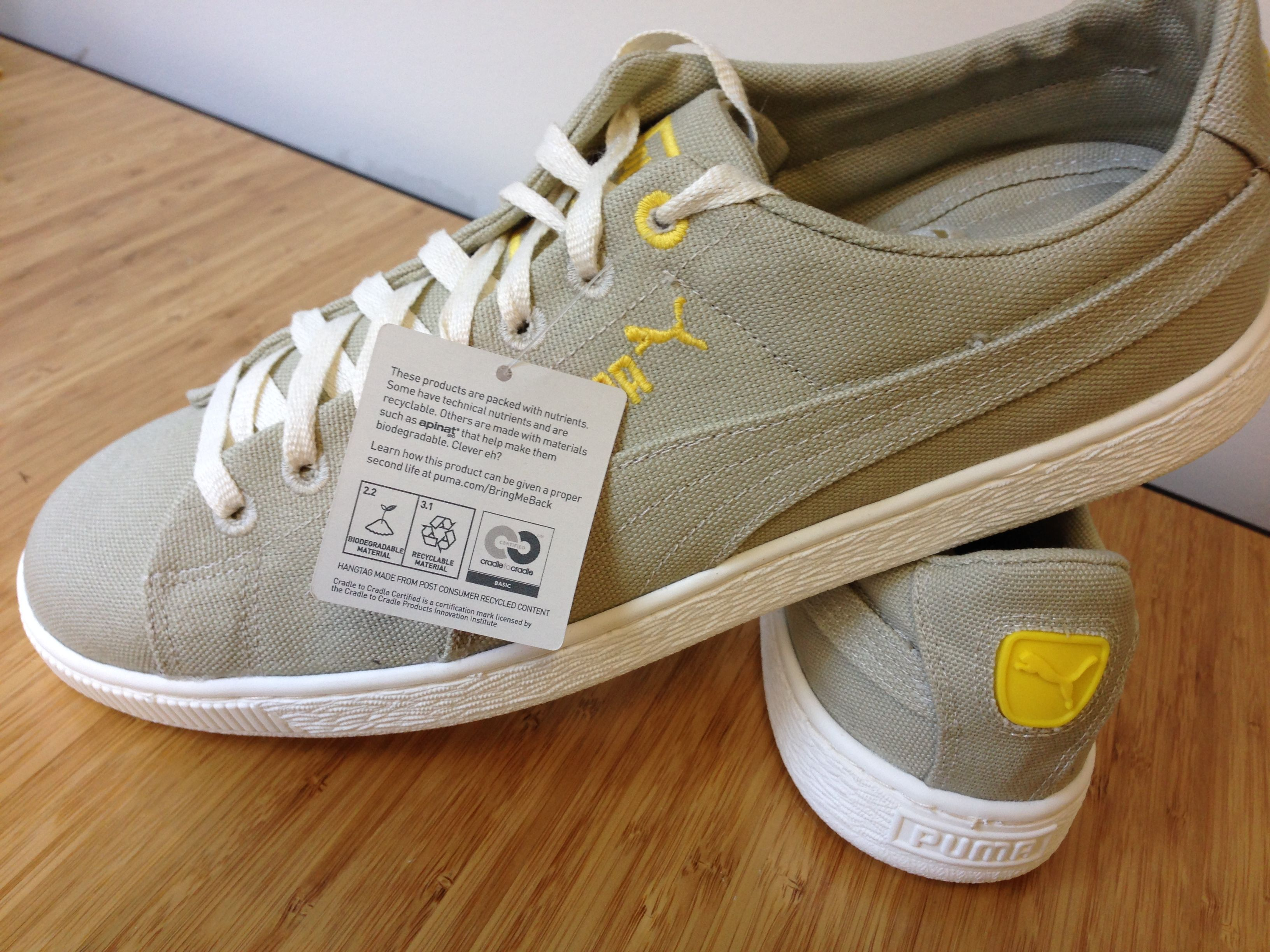 Puma Incycle Sneakers. PUMA InCycle Collection is Cradle to Cradle  CertifiedCM by the Cradle to