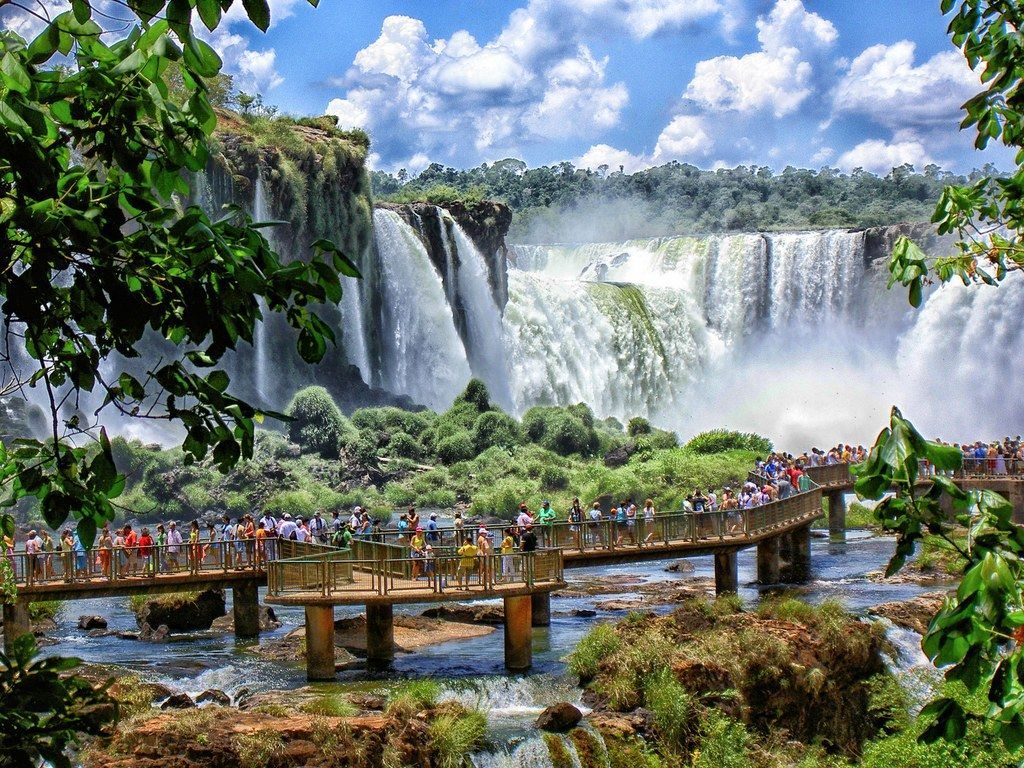 The 50 Most Beautiful Places In South America South: most beautiful cities in the us