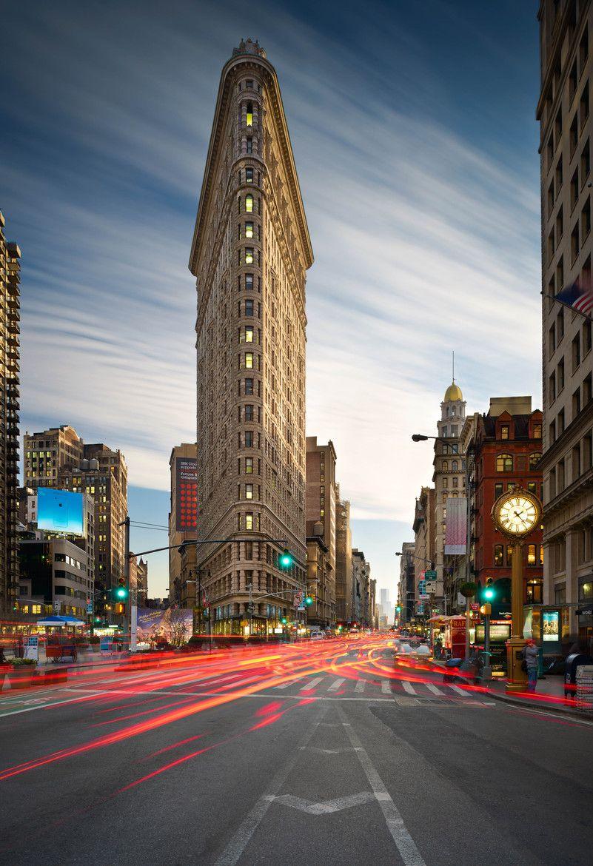 Flatiron Rush, NYC.