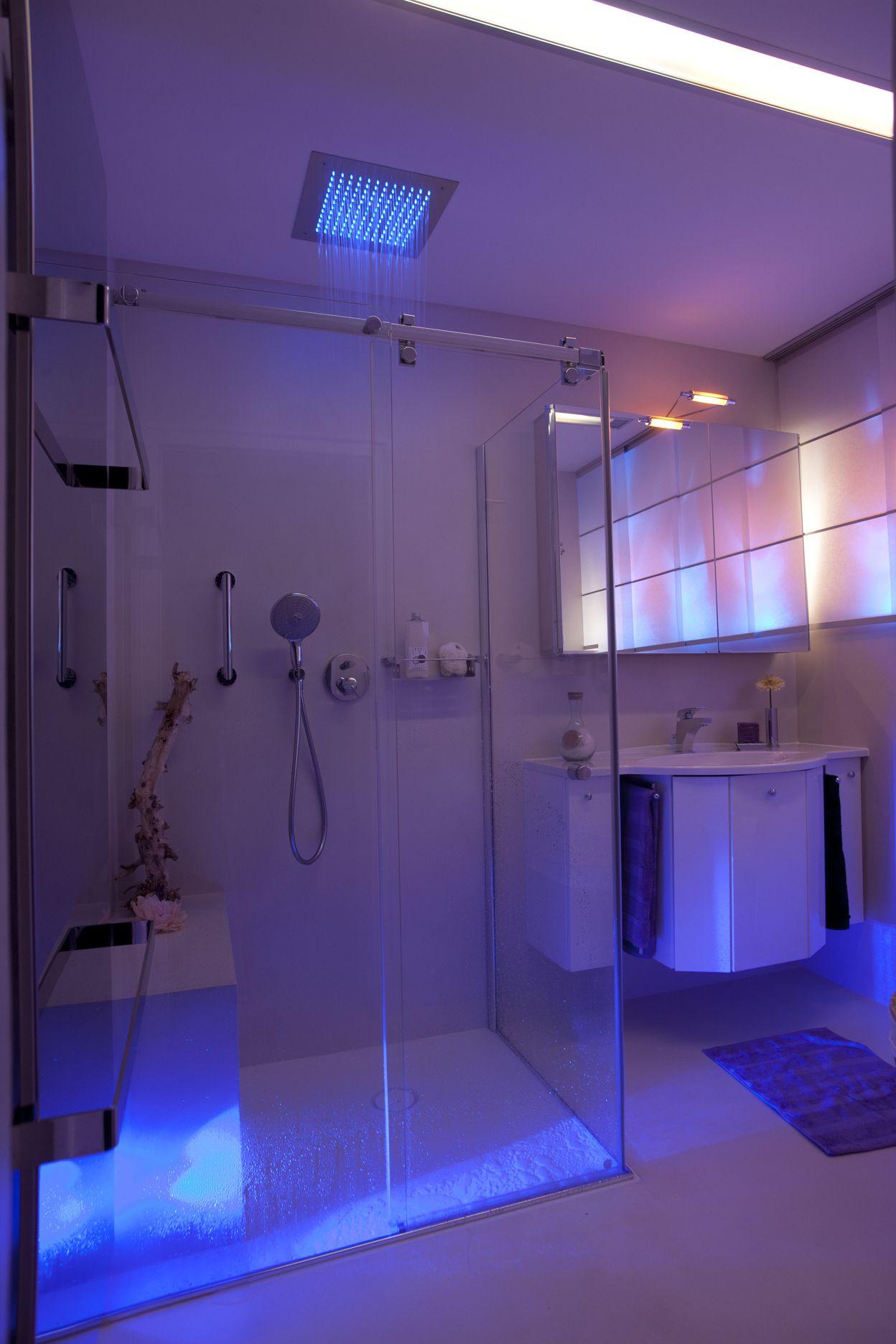 Bezaubernd Dusche Gestalten Foto Von Das Gäste Bad Fugenlos Gestalten. Ive Einer