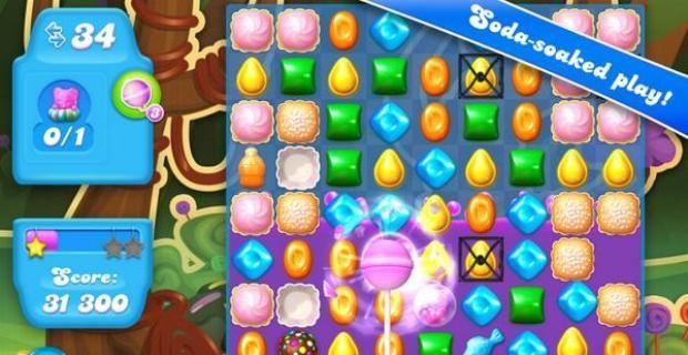 Trucos para Candy Crush Soda Saga para pasar todos los niveles y conseguir vidas y boosters infinitos
