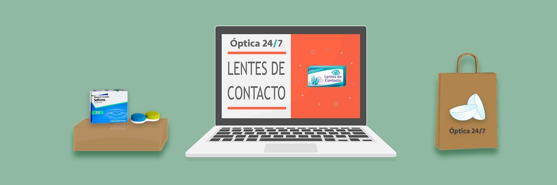 9dadb68d0f25d Óptica 24 7 Argentina  Somos una Tienda online de venta de Lentes de  Contacto