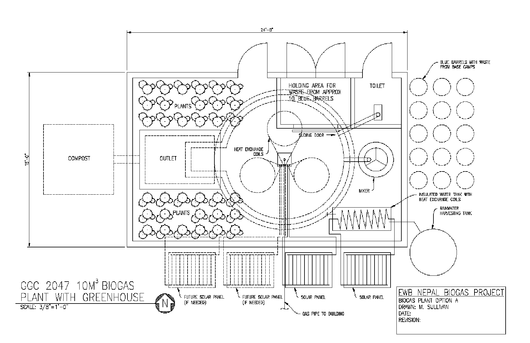 Example Greenhouse Plan Greenhouse Plans Greenhouse Projects