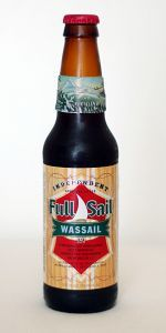 Full Sail Wassail   Full Sail Brewery & Tasting Room & Pub   Hood River, OR