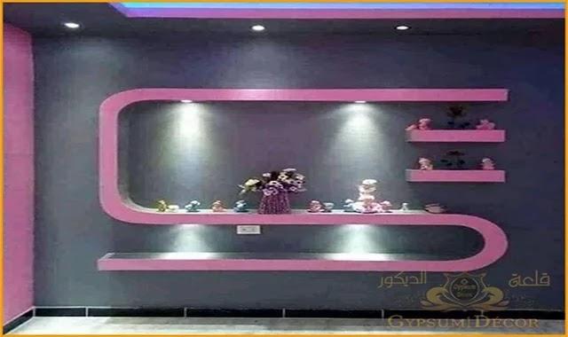 مكتبات جبس بورد كلاسيك 2021 Bathroom Mirror Lighted Bathroom Mirror Modern Decor