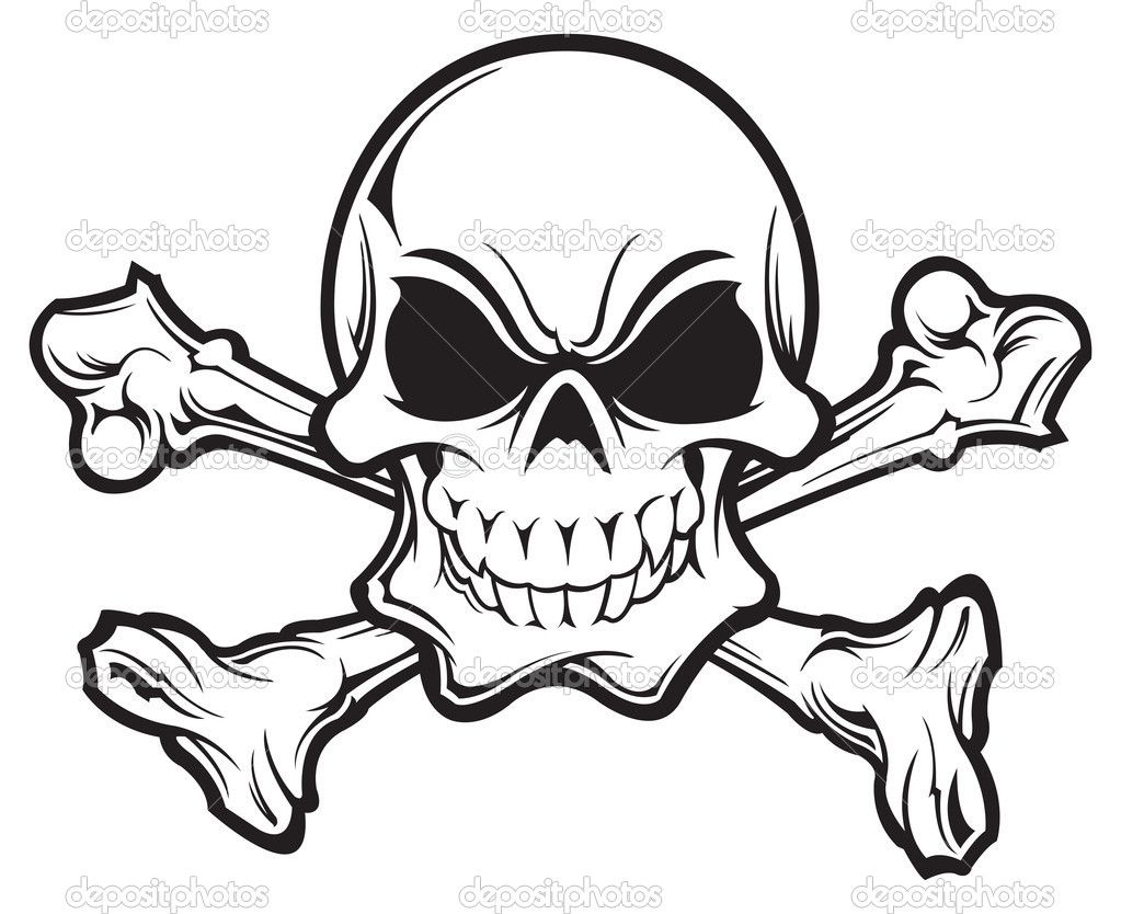 skull and crossbones stock vector slipfloat 21519431 fall rh pinterest co uk skull and crossbones vector image skull and crossbones vector free download