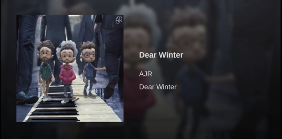 Pin By I M Catbug On Ajr Dear News Songs Winter F g and even when you're 13. pinterest