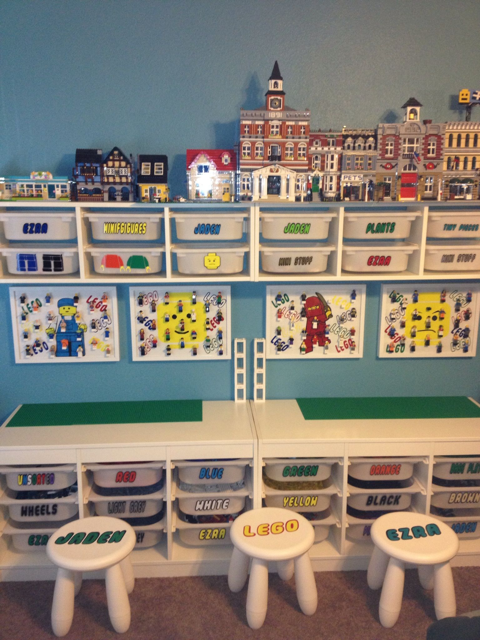 Lego storage ideas the ultimate lego organisation guide for 10x10 kids room