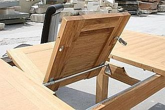 Butterfly Extending Table Mechanism
